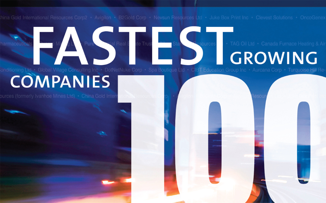 Fastest Growing Companies 100