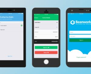 Beanwork Mobile Invoice Approval App