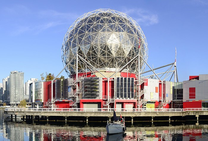 Vancouver's Science World
