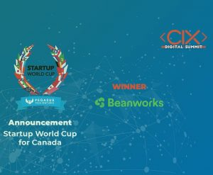 Beanworks wins CIX top startup in Canada